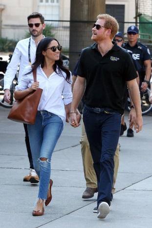 Meghan Markle jeans che tutte vogliamo