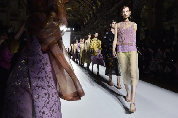 Settimana della Moda Parigi 2018