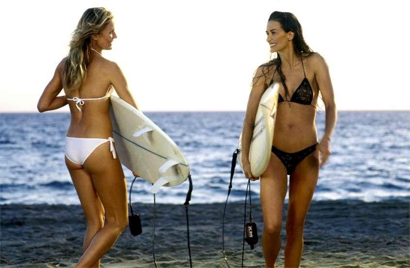 bikini nei film