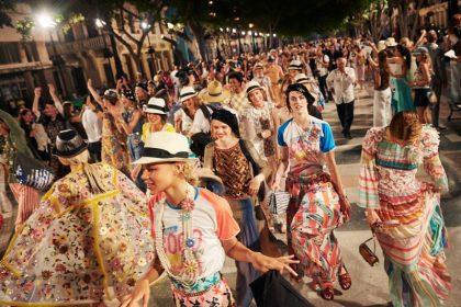 prima sfilata Chanel a Cuba