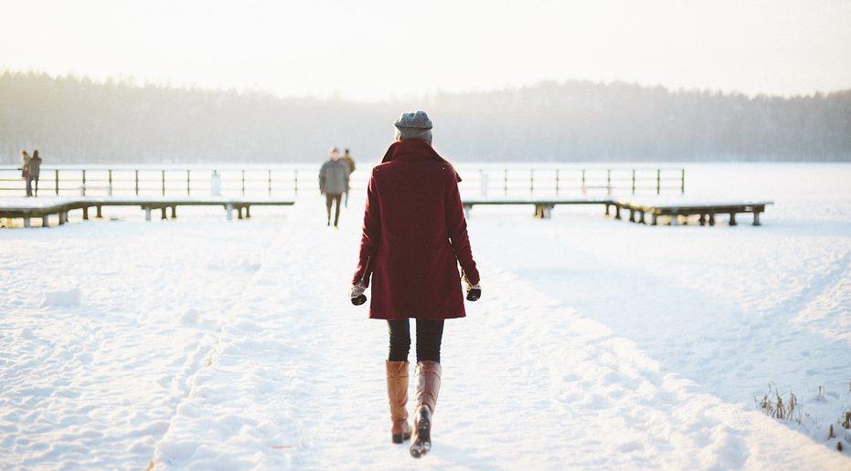 combattere il freddo a dicembre