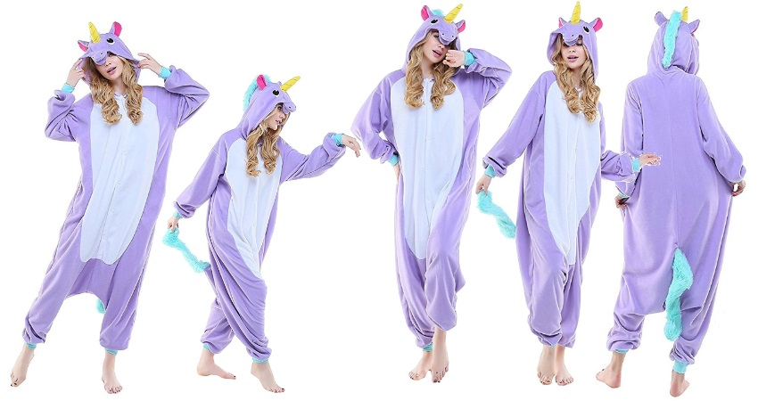 pigiami unicorno 2018