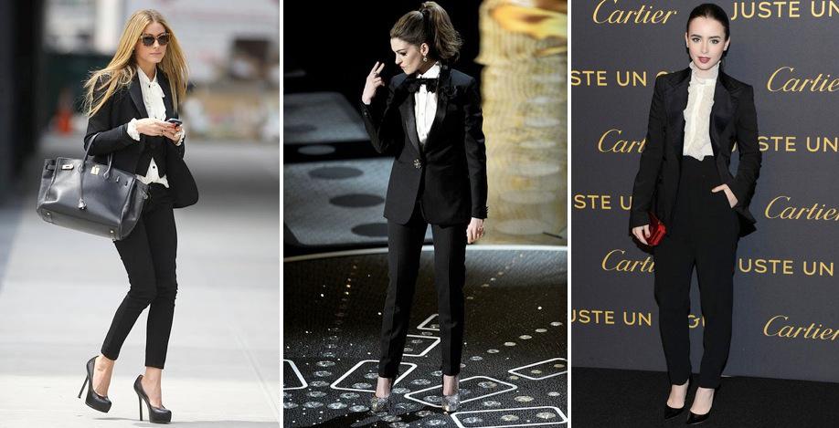 molte scelte di grande sconto per vendita più calda Vestiti maschili per donne: il look che colpisce ...