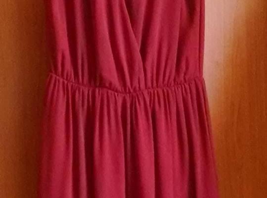 vestito rosso cerimonia